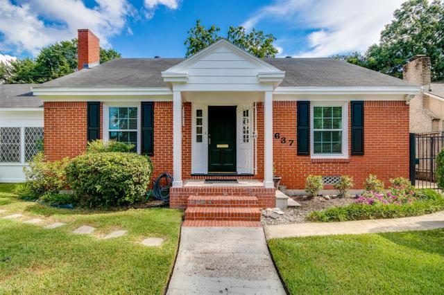 6637 Sylvan Road, Houston, TX 77023 (MLS #93799748) :: Texas Home Shop Realty