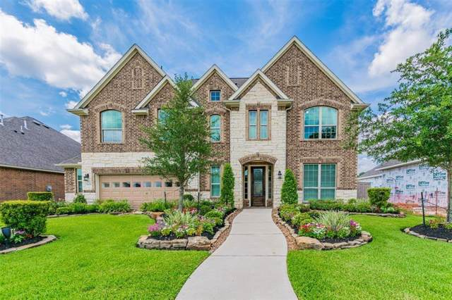 5619 Mae Street, Katy, TX 77493 (MLS #94006023) :: The Jill Smith Team