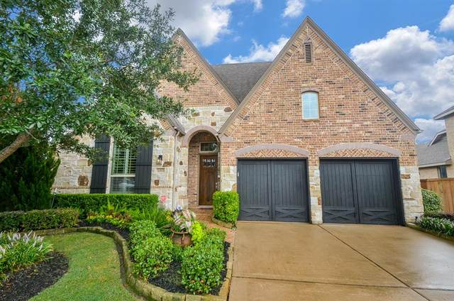 16803 Whighams Place, Richmond, TX 77407 (MLS #94032363) :: The SOLD by George Team