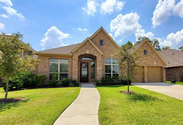 18832 Collins View Drive, New Caney, TX 77357 (MLS #94052124) :: The SOLD by George Team