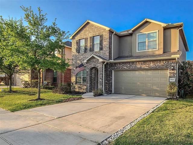 14622 Julie Meadows Lane, Humble, TX 77396 (MLS #9416480) :: The Sansone Group