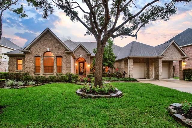 2215 Spring Lake Park Lane, Spring, TX 77386 (MLS #94345821) :: The Home Branch