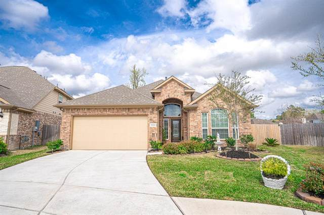 21243 Flowering Dogwood Circle, Porter, TX 77365 (MLS #94383649) :: The Home Branch