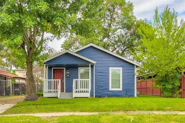 6713 Avenue H, Houston, TX 77011 (MLS #94570412) :: Caskey Realty