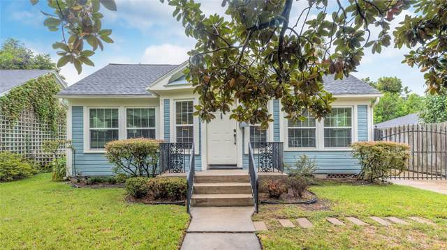 306 Joyce Street, Houston, TX 77009 (MLS #94731509) :: The Jill Smith Team