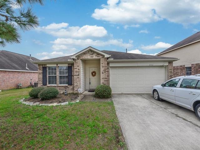 802 Slate Valley Lane, Spring, TX 77373 (MLS #94798521) :: Fairwater Westmont Real Estate