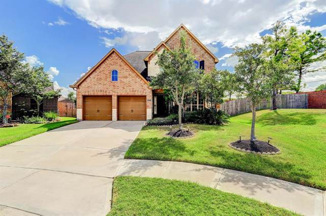 2427 Lost Bridge Lane, Pearland, TX 77584 (MLS #9496644) :: The SOLD by George Team
