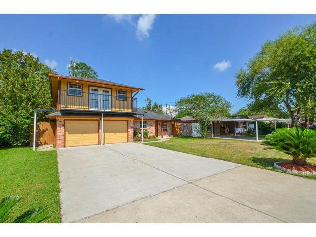 6307 Georgianna Drive, Pasadena, TX 77503 (MLS #95040934) :: Giorgi Real Estate Group