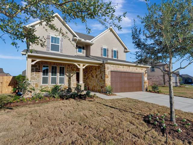 2303 Golden Bay Lane, Rosenberg, TX 77469 (MLS #95086497) :: Caskey Realty