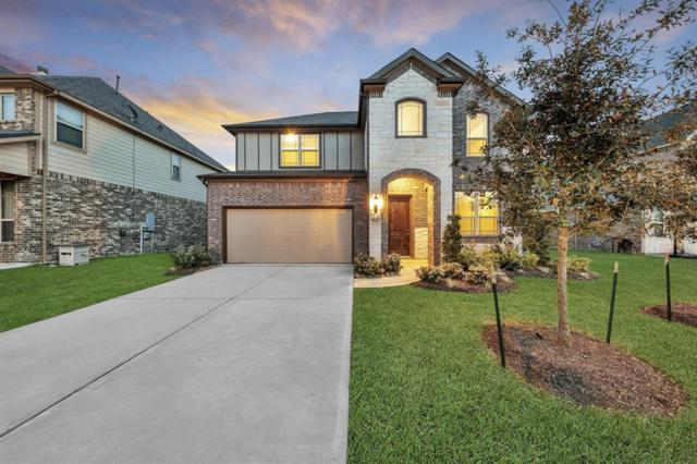 9611 Brannok Lane, Tomball, TX 77375 (MLS #95115177) :: The SOLD by George Team