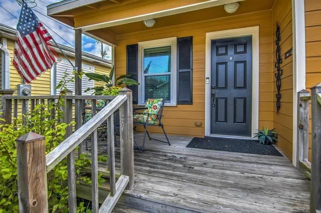 2506 40th Street, Galveston, TX 77550 (MLS #95138250) :: The Home Branch