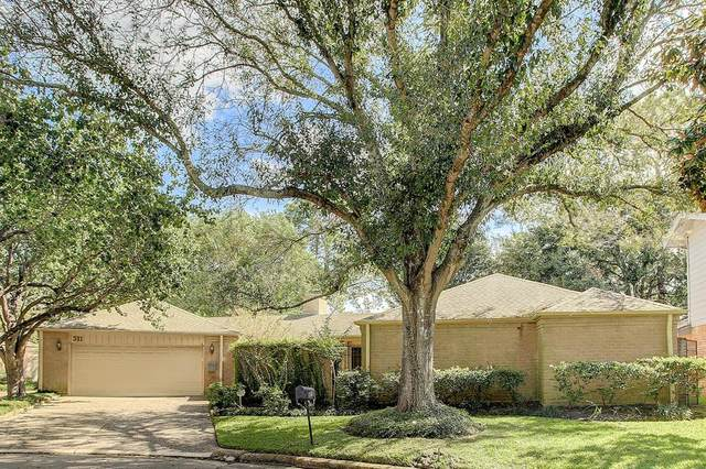 311 Commodore Way, Houston, TX 77079 (MLS #95202457) :: The Home Branch