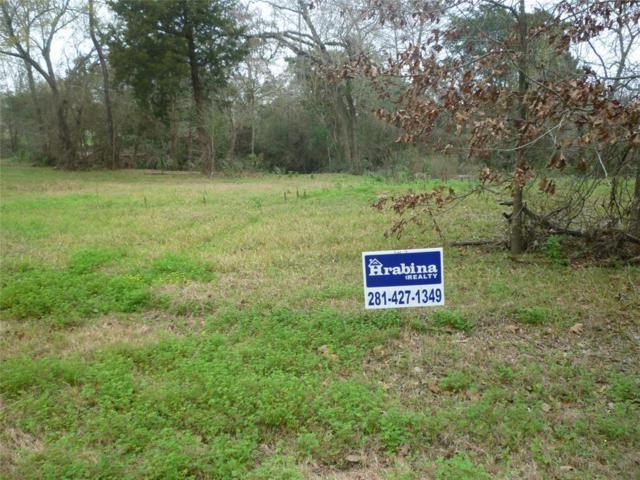 Lot 7 N Bayou Bend Drive, Baytown, TX 77521 (MLS #9527456) :: The SOLD by George Team