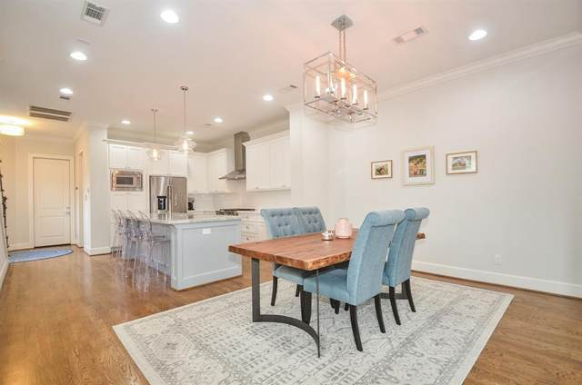 114 E 27th Street A, Houston, TX 77008 (MLS #9536471) :: Connell Team with Better Homes and Gardens, Gary Greene