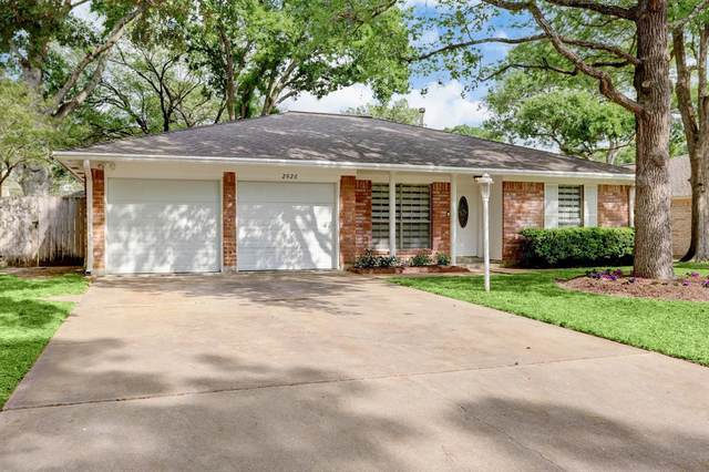 2526 Pine Village Drive, Houston, TX 77080 (MLS #95457072) :: The Sansone Group
