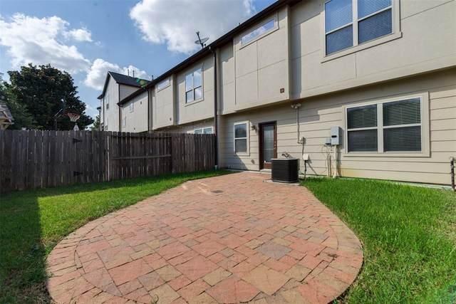 1250 Sampson Street, Houston, TX 77003 (MLS #95621134) :: The Freund Group