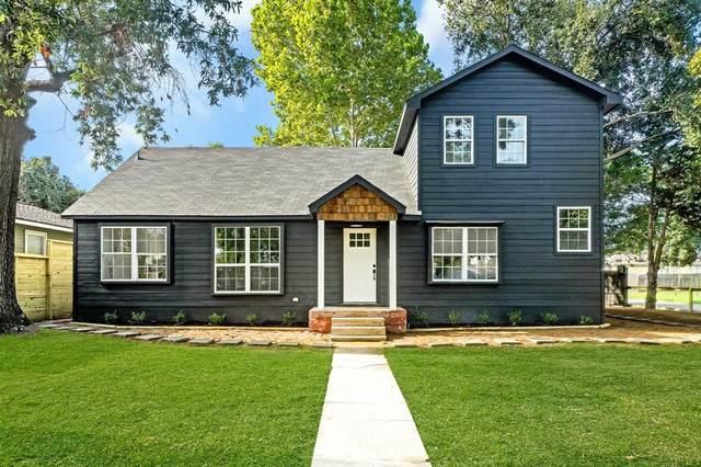 302 Moody Street, Houston, TX 77009 (MLS #95905766) :: Texas Home Shop Realty