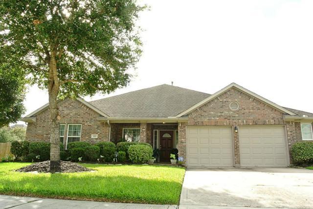 5918 Rustling River Drive, Kingwood, TX 77345 (MLS #96124751) :: Red Door Realty & Associates