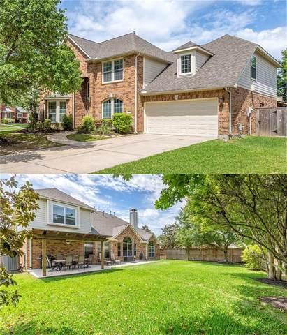 8303 Ramblebrook Court, Humble, TX 77396 (#96187991) :: ORO Realty