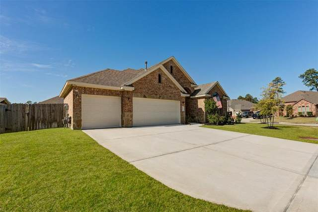 14304 Prospect Park Lane, Conroe, TX 77384 (MLS #96221144) :: The Bly Team