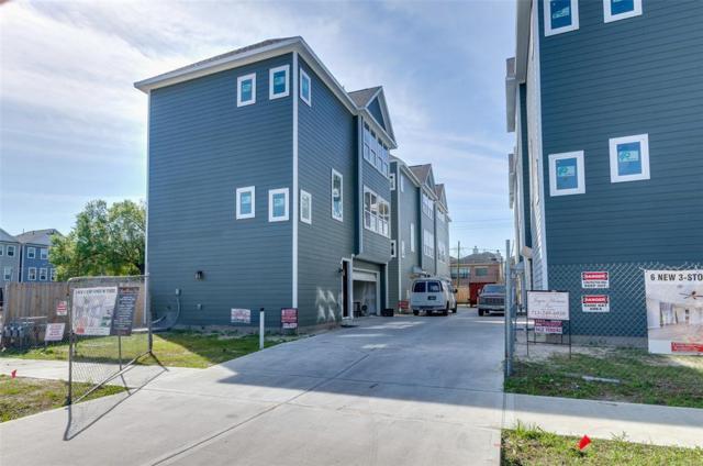 312 W 28th F, Houston, TX 77008 (MLS #96396333) :: Giorgi Real Estate Group