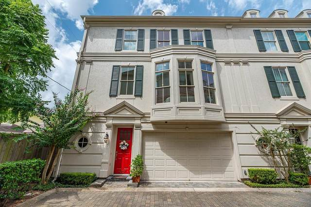 4007 Bellefontaine Street A, Houston, TX 77025 (MLS #96432336) :: Texas Home Shop Realty