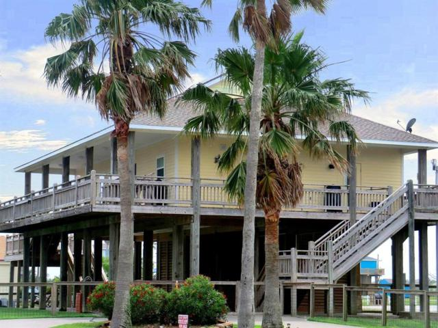 867 Townsend Drive, Crystal Beach, TX 77650 (MLS #96459013) :: The SOLD by George Team