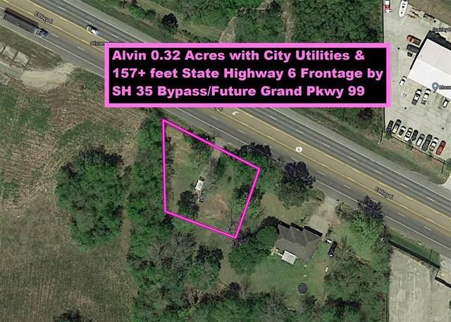 3610 E State Hwy 6 E, Alvin, TX 77511 (MLS #96534382) :: Michele Harmon Team