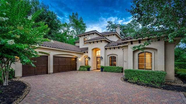 22 Johnathan Landing Court, The Woodlands, TX 77389 (MLS #96706814) :: The SOLD by George Team