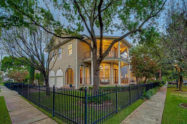 1341 Omar Street, Houston, TX 77008 (MLS #96707714) :: NewHomePrograms.com LLC