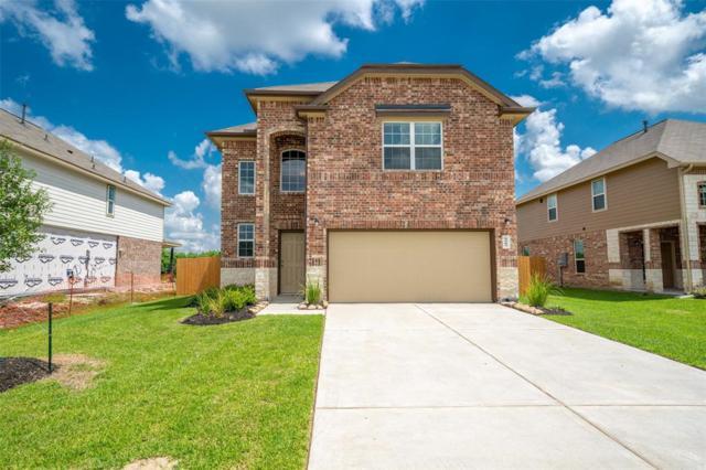 9502 Yellow Rose Drive, Texas City, TX 77591 (MLS #96725419) :: The Heyl Group at Keller Williams