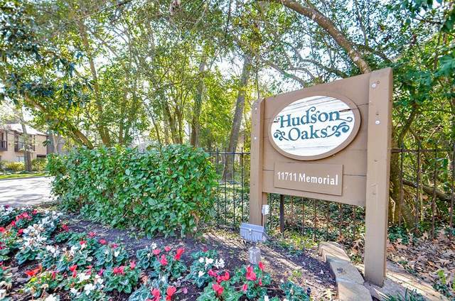 11711 Memorial Drive #120, Houston, TX 77024 (MLS #96739125) :: Texas Home Shop Realty
