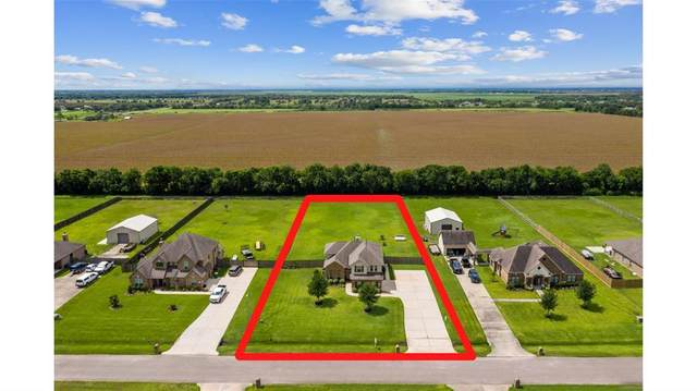 4818 Magnolia Bend Drive, Rosharon, TX 77583 (MLS #96773218) :: My BCS Home Real Estate Group