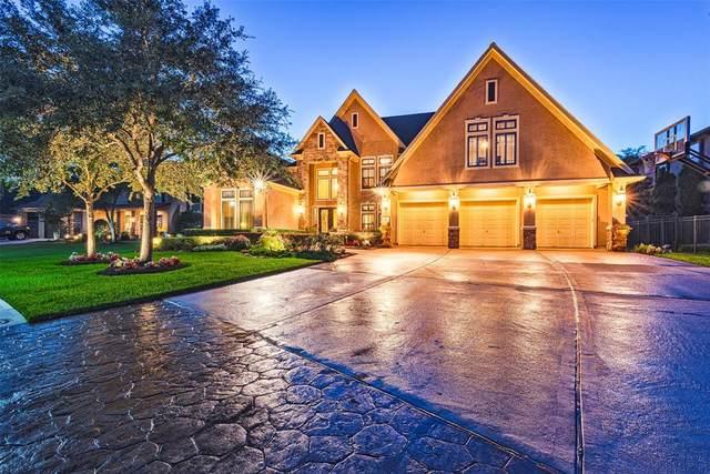 414 Hunters Lane, Friendswood, TX 77546 (MLS #9678086) :: Rachel Lee Realtor