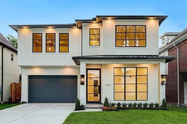 4120 Lehigh Avenue, West University Place, TX 77005 (MLS #97015702) :: The Property Guys