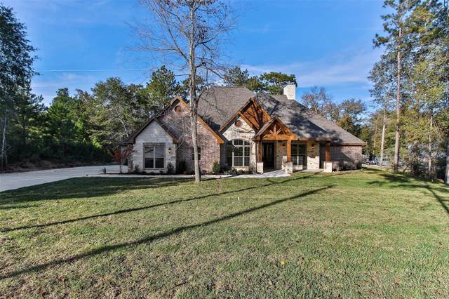 166 Lyndsey Drive, Montgomery, TX 77316 (MLS #97226672) :: Ellison Real Estate Team