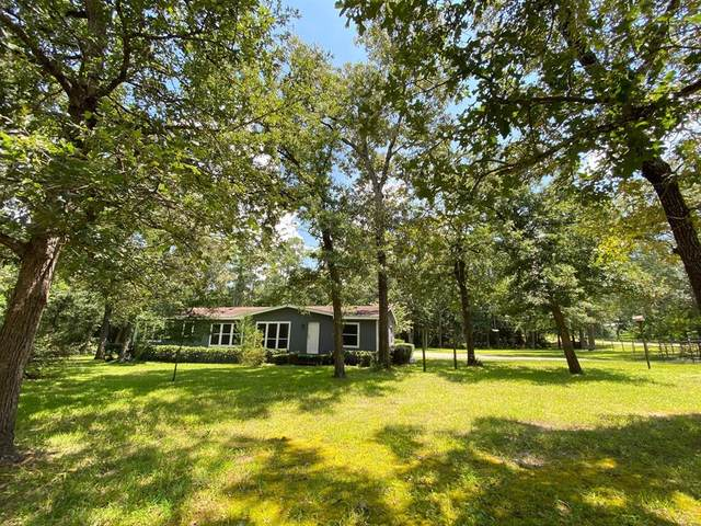 153 Woodway Drive, Magnolia, TX 77355 (MLS #97413859) :: The SOLD by George Team