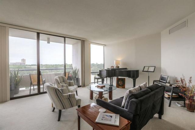 1111 Bering Drive #505, Houston, TX 77057 (MLS #97459189) :: Texas Home Shop Realty