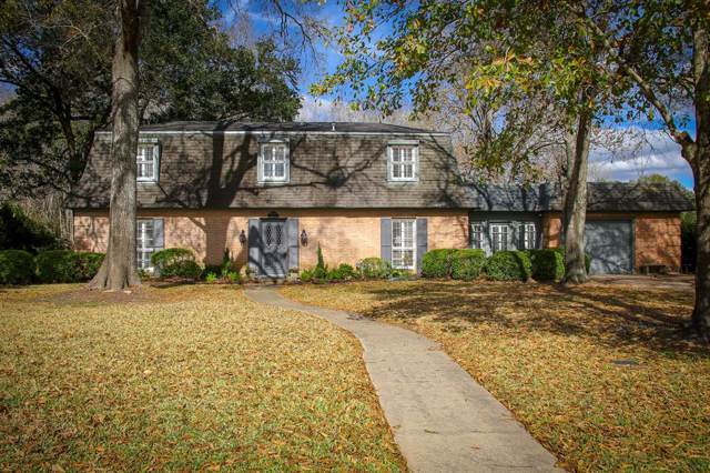 1701 W Monta Street W, Liberty, TX 77575 (MLS #97590717) :: The SOLD by George Team