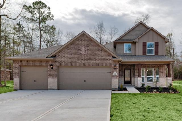 122 Runner Drive, Dayton, TX 77535 (MLS #97762181) :: Texas Home Shop Realty