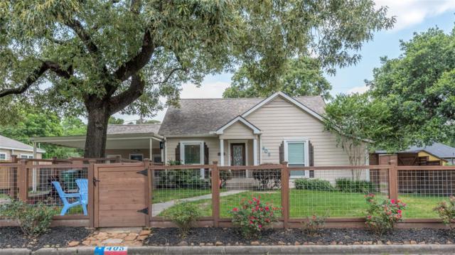 405 Joyce Street, Houston, TX 77009 (MLS #9793478) :: The Heyl Group at Keller Williams