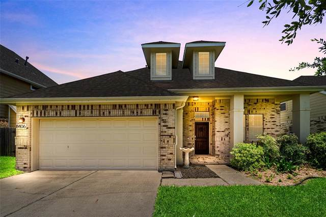 8406 Rocky River Street, Baytown, TX 77523 (MLS #98174051) :: The SOLD by George Team