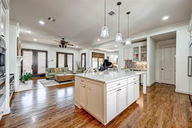 2908 West Lane Drive B, Houston, TX 77027 (MLS #98201898) :: Texas Home Shop Realty