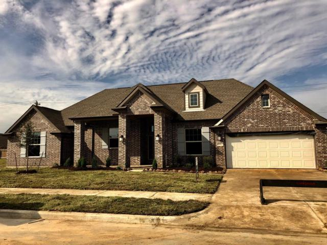 6911 Vista Ledge Drive, Baytown, TX 77521 (MLS #98326670) :: The Sansone Group