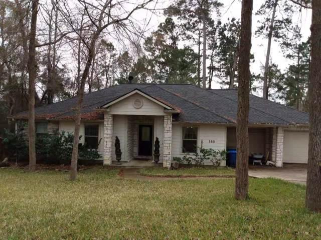 165 Broadmoor Drive, Huntsville, TX 77340 (MLS #98366459) :: Ellison Real Estate Team