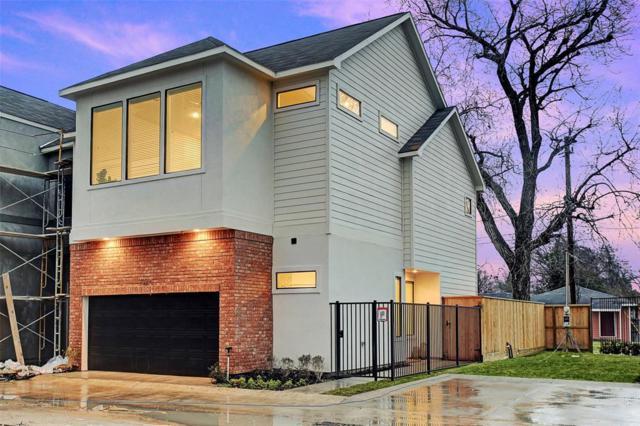 3902 Tulane Oak Street, Houston, TX 77018 (MLS #98661222) :: The Sansone Group