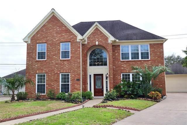 2114 Winged Foot Drive, League City, TX 77573 (MLS #98764085) :: Ellison Real Estate Team