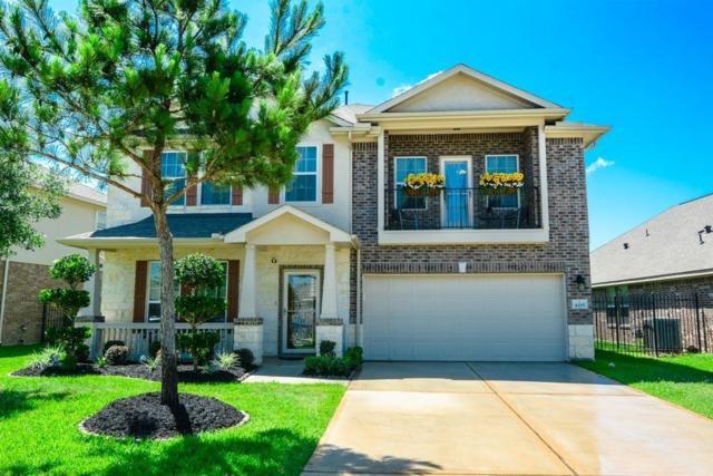 4435 Kenya Manor Drive, Humble, TX 77396 (MLS #98818610) :: Texas Home Shop Realty