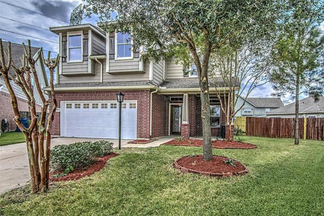 9707 Wheaton Edge Lane, Houston, TX 77095 (MLS #99034649) :: Carrington Real Estate Services