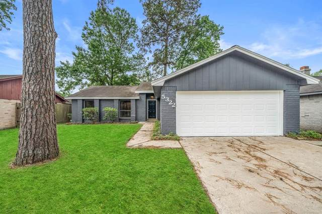 5322 Enchanted Timbers Drive, Humble, TX 77346 (MLS #9904121) :: The SOLD by George Team
